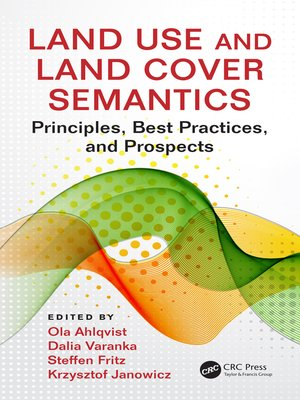 cover image of Land Use and Land Cover Semantics