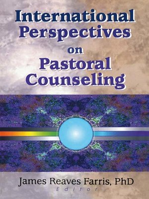 cover image of International Perspectives on Pastoral Counseling