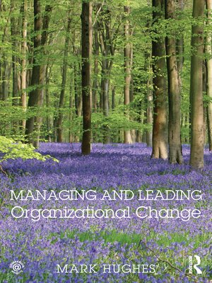 cover image of Managing and Leading Organizational Change