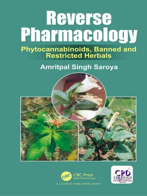 cover image of Reverse Pharmacology
