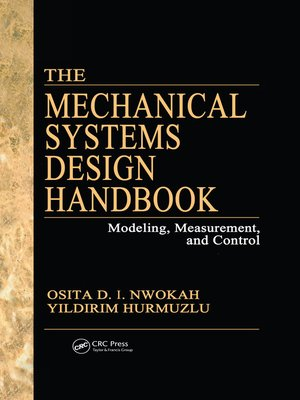 cover image of The Mechanical Systems Design Handbook
