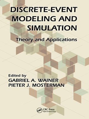 cover image of Discrete-Event Modeling and Simulation