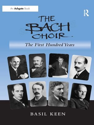 cover image of The Bach Choir