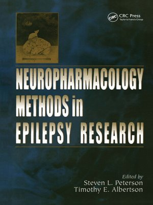cover image of Neuropharmacology Methods in Epilepsy Research