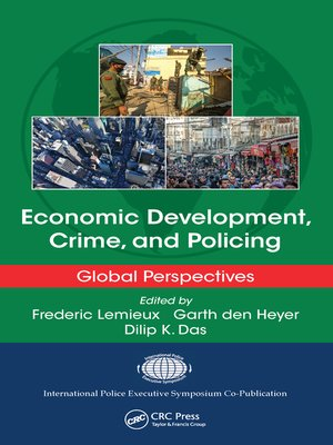 cover image of Economic Development, Crime, and Policing