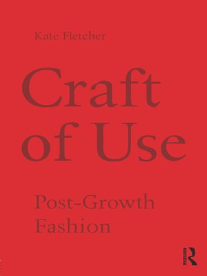 cover image of Craft of Use