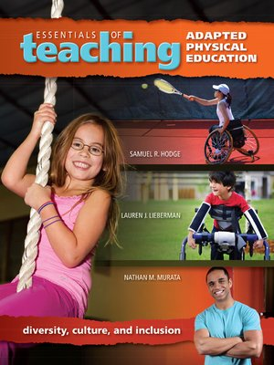 cover image of Essentials of Teaching Adapted Physical Education