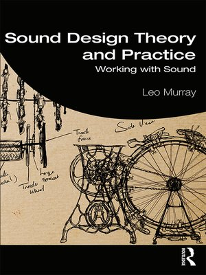 cover image of Sound Design Theory and Practice