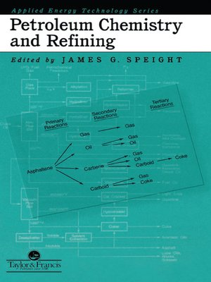 cover image of Petroleum Chemistry and Refining