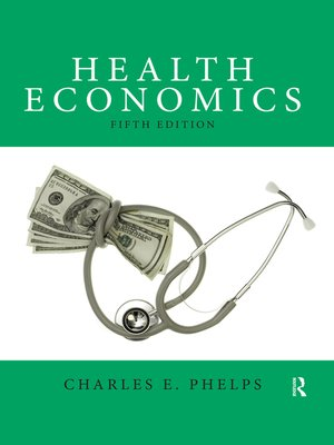 cover image of Health Economics