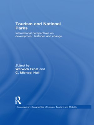 cover image of Tourism and National Parks