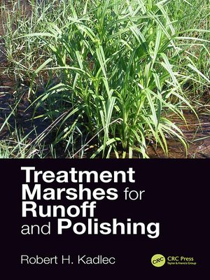 cover image of Treatment Marshes for Runoff and Polishing