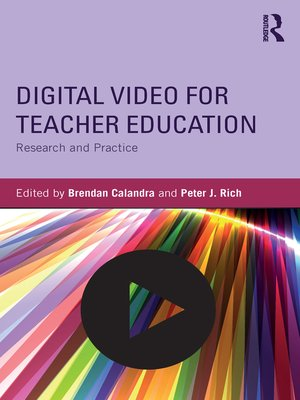 cover image of Digital Video for Teacher Education