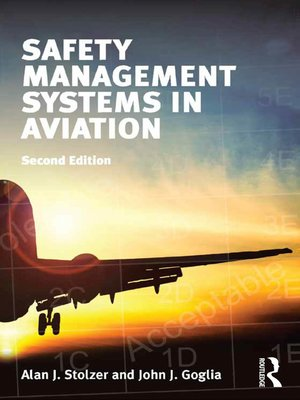 cover image of Safety Management Systems in Aviation