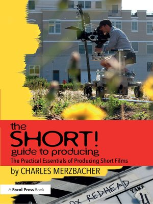 cover image of The SHORT! Guide to Producing