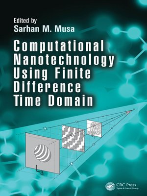 cover image of Computational Nanotechnology Using Finite Difference Time Domain