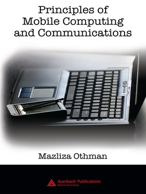 cover image of Principles of Mobile Computing and Communications