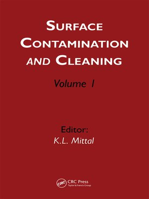 cover image of Surface Contamination and Cleaning