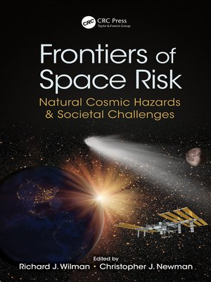 cover image of Frontiers of Space Risk