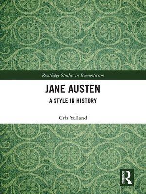cover image of Jane Austen