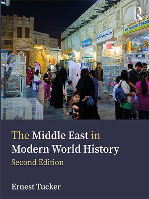 cover image of The Middle East in Modern World History