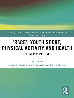 cover image of 'Race', Youth Sport, Physical Activity and Health