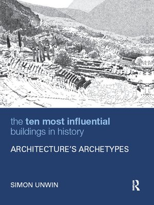 cover image of The Ten Most Influential Buildings in History