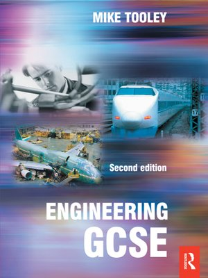 cover image of Engineering GCSE