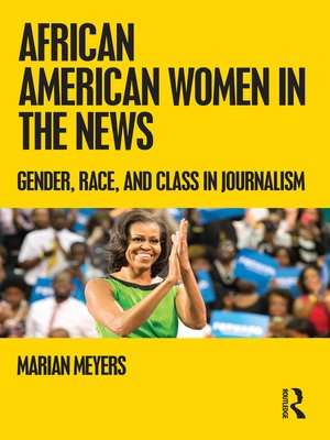 cover image of African American Women in the News