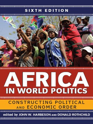 cover image of Africa in World Politics
