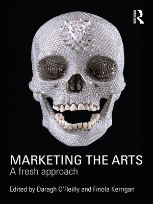 cover image of Marketing the Arts