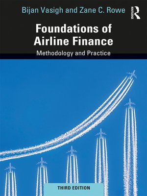 cover image of Foundations of Airline Finance
