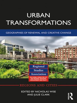 cover image of Urban Transformations