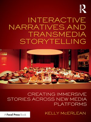 cover image of Interactive Narratives and Transmedia Storytelling