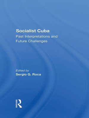 cover image of Socialist Cuba