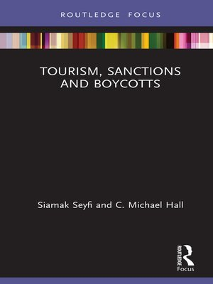 cover image of Tourism, Sanctions and Boycotts