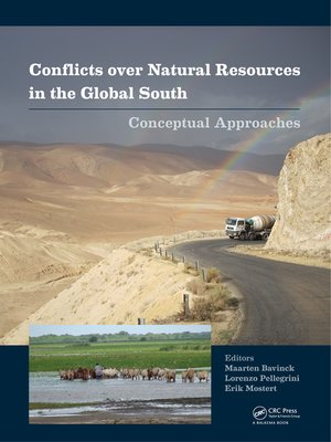 cover image of Conflicts over Natural Resources in the Global South