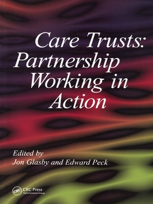 cover image of Care Trusts