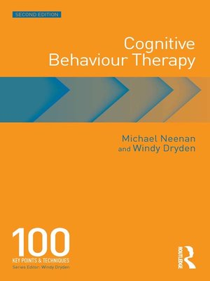 cover image of Cognitive Behaviour Therapy