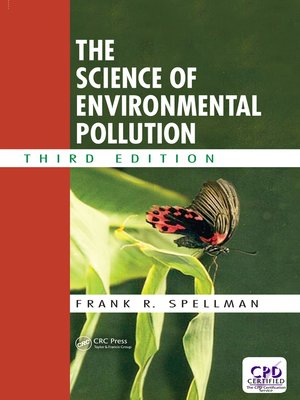 cover image of The Science of Environmental Pollution