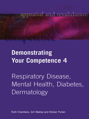 cover image of Demonstrating Your Competence