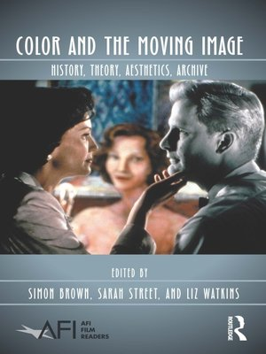 cover image of Color and the Moving Image
