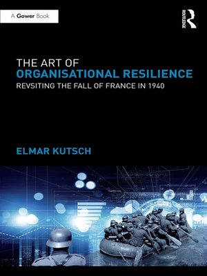 cover image of The Art of Organisational Resilience
