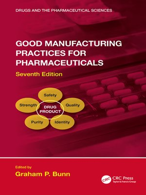 cover image of Good Manufacturing Practices for Pharmaceuticals