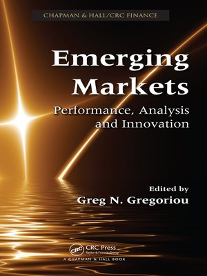 cover image of Emerging Markets