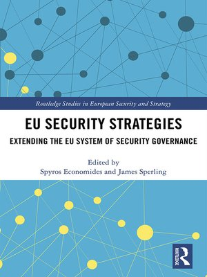 cover image of EU Security Strategies