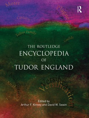 cover image of Tudor England