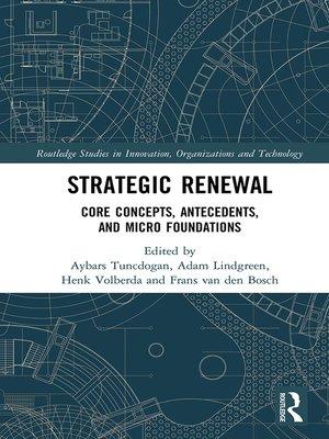 cover image of Strategic Renewal