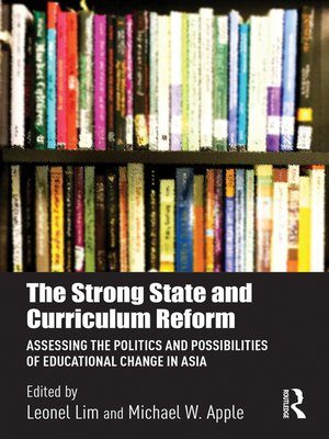cover image of The Strong State and Curriculum Reform