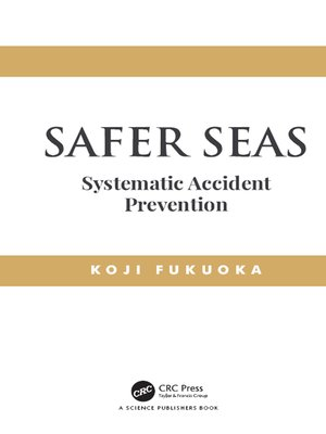 cover image of Safer Seas